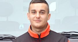Mateusz Ligmanowski, 26-letni prezes OSP w Świeciu