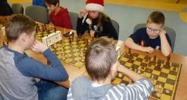 Świecki Turniej Mikołajkowy w szachach [ZDJĘCIA]