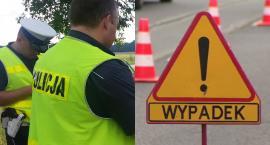 Wypadek w Błądzimiu! Ruch odbywał się wahadłowo, cztery osoby w szpitalu