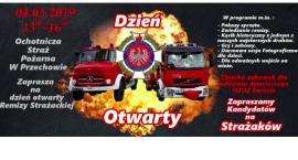 OSP Przechowo. Strażacy zapraszają na dzień otwarty