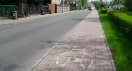 Ulica Wodna. Czy rower namalowany na ścieżce oznacza, że można jeździć tylko w jedną stronę?