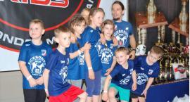 Mali kickbokserzy Wdy Świecie walczyli w turnieju w Szczecinie