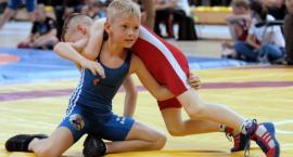 Najmłodsi zapaśnicy Dzień Dziecka świętowali na turnieju Wisły Świecie [ZDJĘCIA]