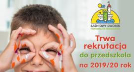 Trwa rekrutacja do nowego przedszkola językowego w Świeciu