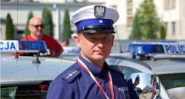 Łukasz Kurpiewski ze Świecia najlepszym policjantem w województwie [ZDJĘCIA]