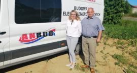 ANBUD to firma ze Świecia, która robi przewierty i przyłącza w całym kraju