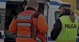 Tajemnicza śmierć Piotra G. z Brzeźna. Prokurator był już na miejscu tragedii