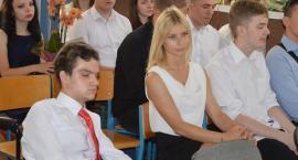 Zakończenie roku szkolnego w Zespole Szkół Menadżerskich w Świeciu. Kto dostał nagrody