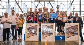 Siatkarki ze Świecia i Lniana bardzo dobrze zagrały w finale turnieju Kinder+Sport w Zabrzu