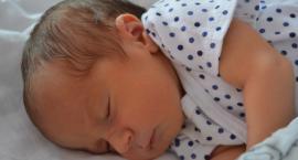 Hubert, Ignaś, Hania, Olek - jakie imiona wybierali rodzice dzieci urodzonych w świeckim szpitalu?