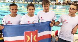 Rekordy życiowe pływaków Olimpii Świecie w debiucie na mistrzostwach Polski