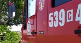 NOWE INFORMACJE w sprawie pożaru w Gawrońcu. Straty wyceniono na 60 tys. zł