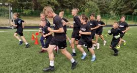 Trampkarze Wisły Nowe trenowali na obozie na Kaszubach [ZDJĘCIA]