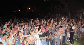 Tłumy bawiły się w Nowem przy muzyce disco polo