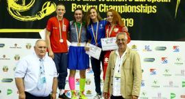 Karolina Ampulska brązową medalistką mistrzostw Europy w boksie