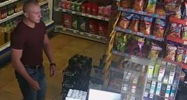 Policja szuka mężczyzny, który zaatakował człowieka na stacji benzynowej w Drzycimiu