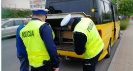 Aż 13 niesprawnych ciężarówek i autobusów wypatrzyli policjanci