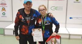Martyna Radzio i Agata Mickiewicz na podium w Miliczu