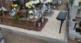 Co można stawiać na cmentarzu? Ławki, tuje, krawężniki...