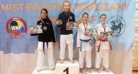 Aniela Dzedzej i Iga Daszkiewicz zdobyły po dwa medale w mistrzostwach Warszawy [ZDJĘCIA]