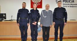 Trzech młodych policjantów będzie pełniło służbę w Świeciu. Zaczną pracę za pół roku