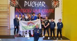 Aniela Dzedzej druga w Pucharze Polski Unii Karate. Yamabushi z ośmioma medalami