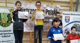 Dominik Rubaj mistrzem kraju na mniejszej planszy