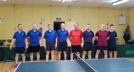 Tenisiści stołowi Gwiazdy Bukowiec dobrze grają w IV lidze