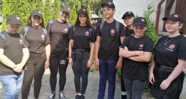 Strażacy z Błądzimia pomagają z potrzeby serca