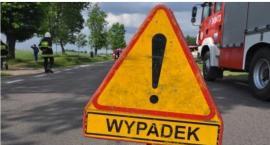 Tragiczny wypadek na trasie Świecie-Laskowice. Nie żyje młody mężczyzna