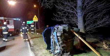 Wypadki, Zginęły cztery osoby - zdjęcie, fotografia