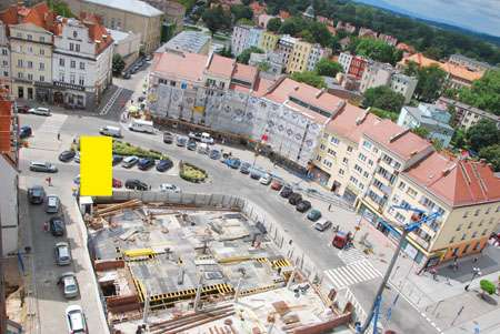 Sprawy społeczne, środku Rynku - zdjęcie, fotografia