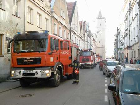 Straż pożarna , Śmierć pożarze - zdjęcie, fotografia