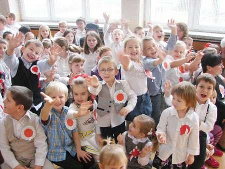 Szkolnictwo, Dzieci lepsze dzieci gorsze czyli nysku - zdjęcie, fotografia