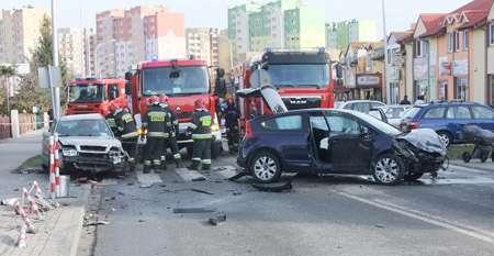 Wypadki, Szaleństwo prędkość ofiary - zdjęcie, fotografia