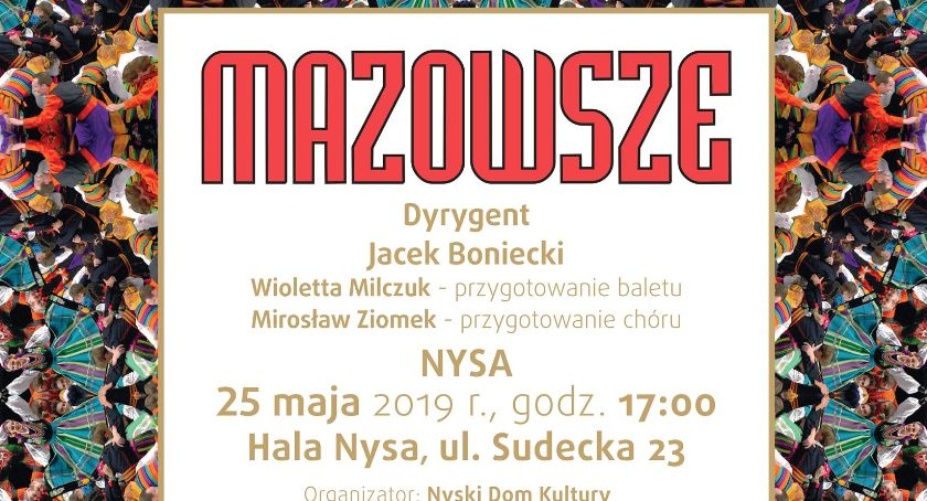 Koncerty, Mazowsze Nysie - zdjęcie, fotografia