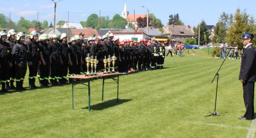Fotorelacje, Zawody Sportowo Pożarnicze Seniorów - zdjęcie, fotografia