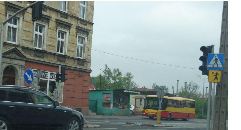 Interwencje, Ciężarówka uszkodziła sygnalizację - zdjęcie, fotografia