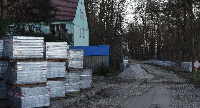 Samorząd, Miraszewskiego skanalizowana - zdjęcie, fotografia