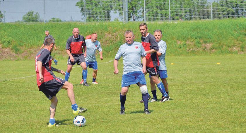 Piłka nożna, Gospodarze Pucharem - zdjęcie, fotografia