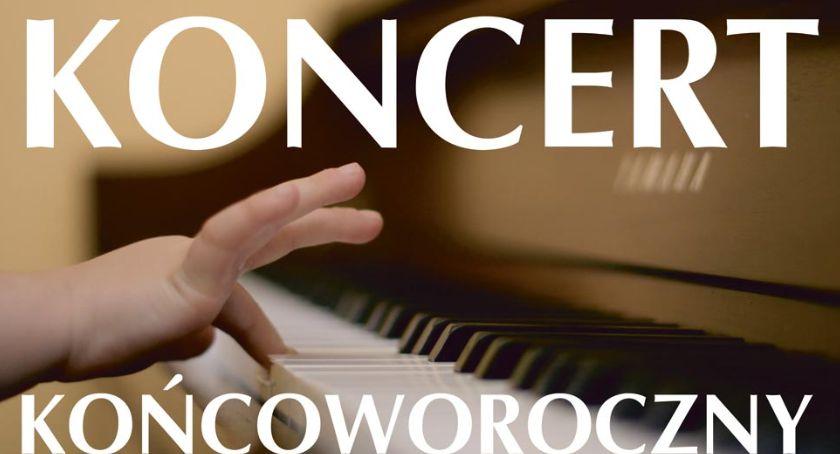 Koncerty, Koncert końcoworoczny - zdjęcie, fotografia