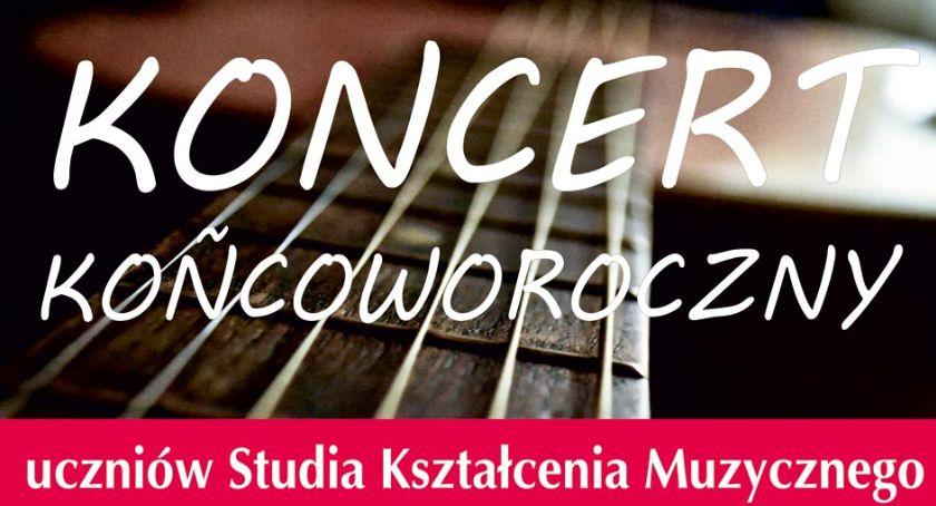 Koncerty, Konert Studia Muzycznego - zdjęcie, fotografia