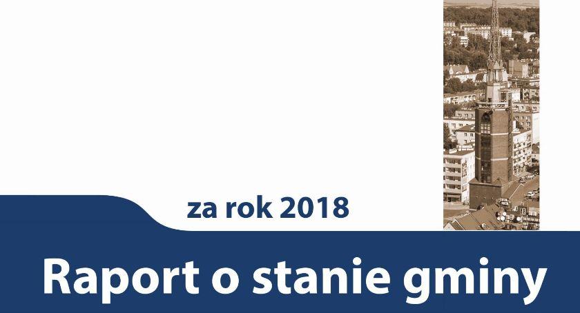 Burmistrz, Raport stanie gminy - zdjęcie, fotografia