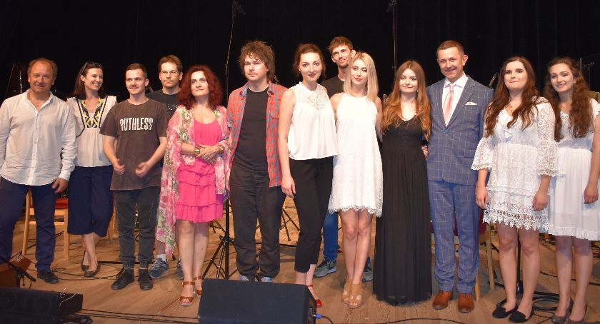 Koncerty, Koncerty dyplomowe - zdjęcie, fotografia