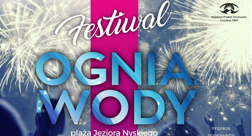 Koncerty, Festiwal Ognia zaprasza - zdjęcie, fotografia