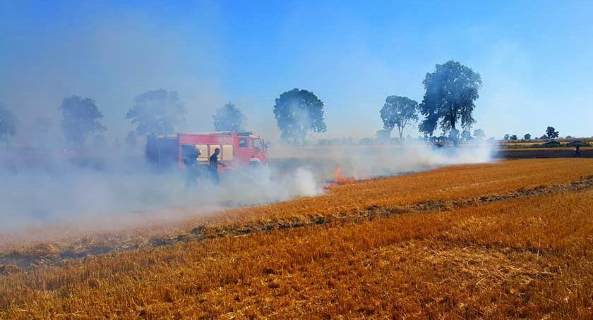 Straż pożarna , godziny gaszenia - zdjęcie, fotografia