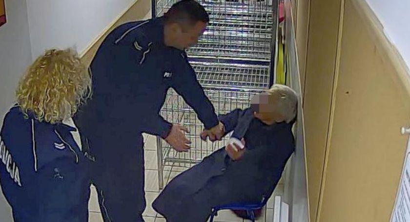 Policja , Policjanci skazani brutalną interwencję - zdjęcie, fotografia