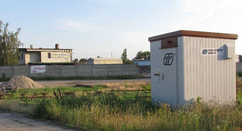 Interwencje, Blaszak tymczasowy - zdjęcie, fotografia