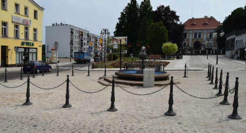Sprawy społeczne, Otmuchów Koniec remontu śródmieścia - zdjęcie, fotografia