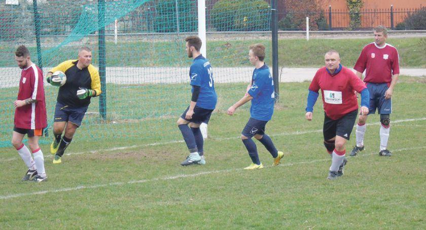 Piłka nożna, Rolnik Lasocice klasie - zdjęcie, fotografia